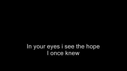 Tokio Hotel - Sacred(heilig) With Lyrics