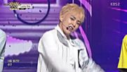 202.0624-10 Exo - Love me Right + Lucky One, Music Bank E842 (240616)