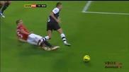 26.11.11 Манчестър Юнайтед 1 - 1 Нюкасъл Юнайтед - Най - доброто от мача