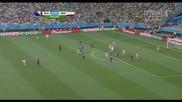 25.06.14 Босна и Херцеговина - Иран 3:1 *световно първенство Бразилия 2014 *