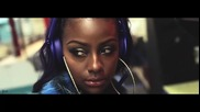 Justine Skye ft Tyga - Collide ( Официално Видео )