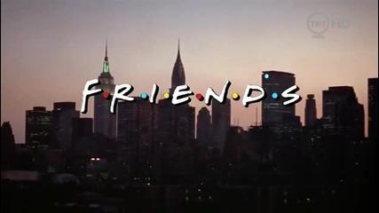 Приятели Сезон 2 Епизод 9