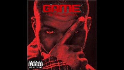 Game ft. Kendrick Lamar - The City (the R.e.d. Album 2011) Високо Качество