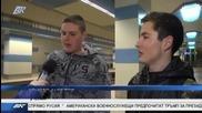 Ученик надбяга софийското метро