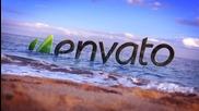Beach Series - Logo Diving - Adobe After Effects Лого Темплейт 2012 година