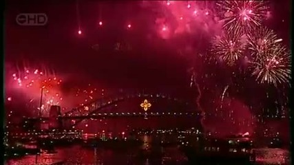 2011 Пиротехнически спектакъл Нова година Sydney, Australia