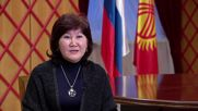Russia: Kyrgyz embassy in Moscow positive about Pres. Atambayev's condition