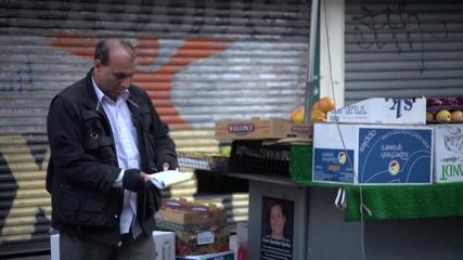 Какво е да работиш като продавач на плодове..