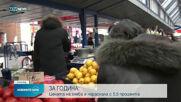 Повишават се цените на основни хранителни продукти
