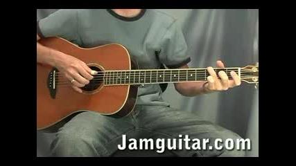 Beatles - Yesterday Guitar Lesson