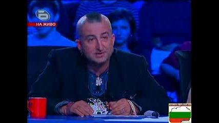 Music Idol 3 Пламен Обичам Те До Тук на големите концерти