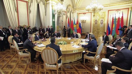 Russia: Putin meets with Supreme Eurasian Economic Council in Moscow