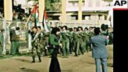 Военен парад на Организацията за Освобождение на Палестина