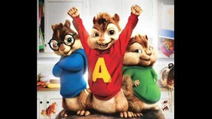 Alvin And The Chimpunks - Kiss Kiss