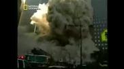 Осама Бен Ладен Разбива 2та небустаргача в Ню Йорк!!!