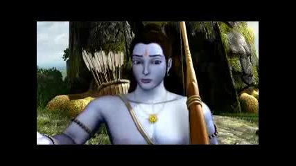 Рамаяна - Епосът (3d анимация)