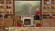 """""""На кафе"""" с Любен Чаталов и Евелина Пенева в Музея на стъклото (18.05.2016) - част 2"""