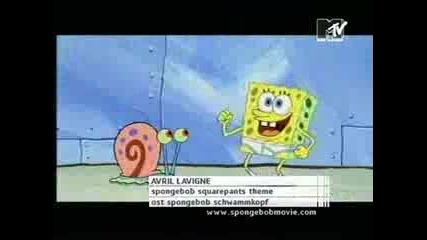 Avril - Spongebob