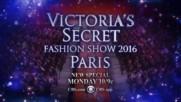 Реклама на Victoria's Secret Fashion Show 2016 с участието на Lady Gaga
