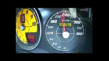 Ferrari 430 Scuderia 340km/h