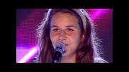 Най-чаровното момиче, което завладя сърцата на журито .. Мила Гергова - X Factor Bulgaria 2013