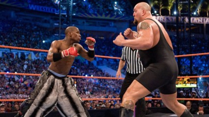 Floyd Mayweather vs. Big Show – No Disqualification Match: WrestleMania XXIV (Full Match)
