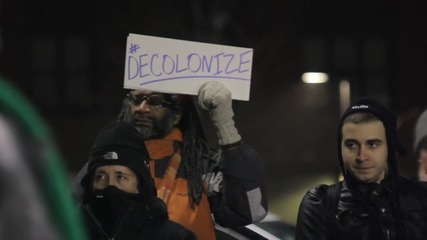 USA: Protesters rally against grand jury decision in Tamir Rice case