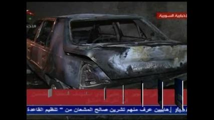 Атентат в Дамаск с кола бомба уби поне 6 души