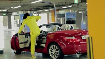 (hd) Psy - Gangnam Style (ft. Hyuna)