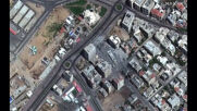 State of Palestine/Israel: Satellite images capture escalating conflict *STILLS*