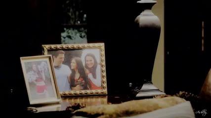 Дневниците на вампира - Стефан и Елена