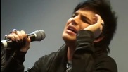Adam Lambert - Sleepwalker (acoustic) - Novafm Sydney Australia