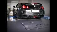 Nissan Gt-r Soundfile mit Hms Performance