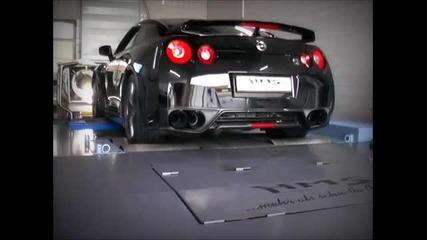 Nissan Gt-r Soundfile mit Hms Performance