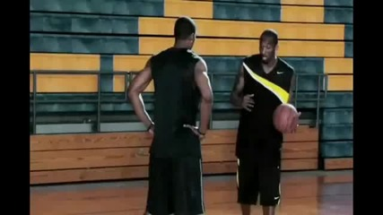 Nike Basketball - Уроци по Баскет с Kobe Bryant