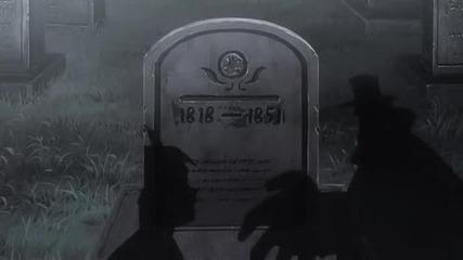 D.gray man епизод 7 [bg sub]