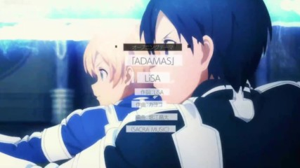 Lisa - Adamas ( Sword Art Online Alicization Opening )