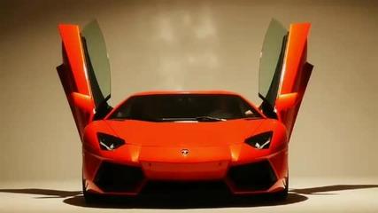 Lamborghini Lp700 4 Aventador
