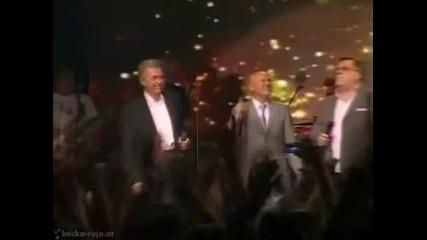 Концерт на *тримата крале* - Шабан Шаулич, Мирослав Илич, Халид Бешлич - Златни струни (2010)