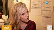 """Поли Генова: """"Като две капки вода"""" беше тренировка за """"Евровизия"""""""