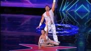 Семейство българи изуми журито и вдигна публиката на крака с номера си ..