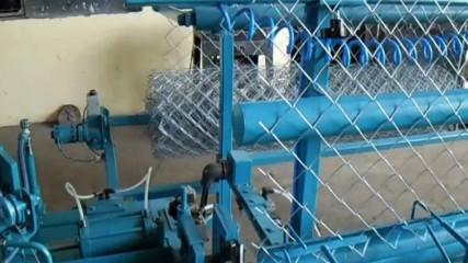 Автоматична машина за оградна мрежа