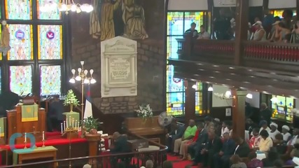 Charleston Church Honors Shooting Victims With Service of Sadness and Joy