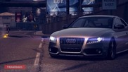 Need For Speed World - Audi S5 и джанти T S W