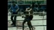 Кик-Бокс нокаут.