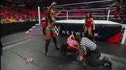 Nikki Bella vs. Alicia Fox & Aksana - 2-on-1 Handicap Match: Raw, June 2, 2014