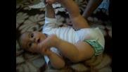 Йоанка на 6 месеца и 17 дни (09.05.2009г.) - 1