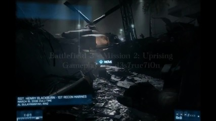 Battlefield 3 - Mission 2: Uprising