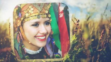 Красотата на българките в носии (нова версия)