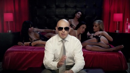 Pitbull Ft Tjr - Don't Stop The Party ( Официално Видео )